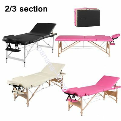 Panana Folding Massage Bed Chair Table Beauty Salon Tattoo Therapy Spa Couch