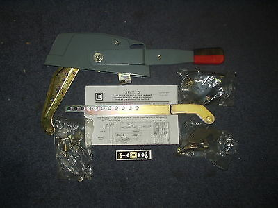 Square D  Operating Handle Class 9422 no bracket Type A7 or A8 for 400 AMP.