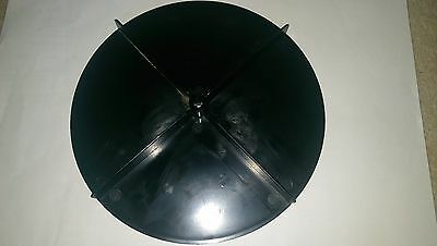 Round Broadcast Plate for Small WTB Walk Behind Spreader