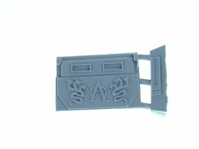 Front Panzerung / Platte Forgeworld *BITS* Alpha Legion Land Raider