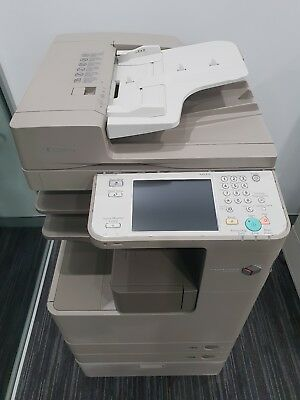 Canon iR ADVANCE 4025 Monochrome Copy, Network Print, Scan, email, Fax, Duplex,