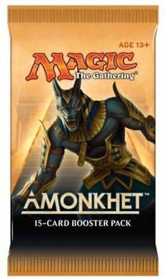 MTG - Amonkhet Booster Pack, English