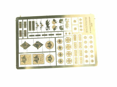 Forgeworld - Space Wolves Etched Brass - *BITS*