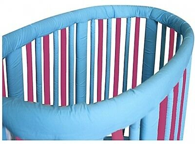 Go Mama Go Designs Wonder Bumpers Teething Guards for Stokke Cribs