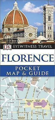 DK Eyewitness Pocket Map and Guide: Florence, DK Publishing, New Book