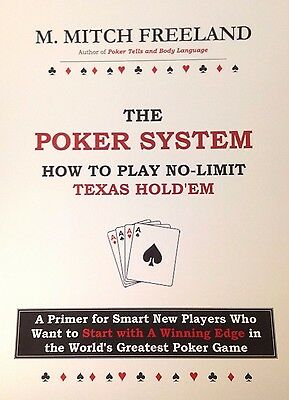 SALE(Digital) (2 Books) THE POKER SYSTEM: No-Limit Texas Hold'em and Poker Tells
