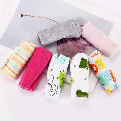 8pcs/Pack Newborn Bath Cotton Cloth Infant Towels Feeding Wipe Baby Washcloth