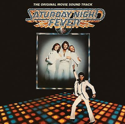 Bee Gees O.s.t. Saturday Night Fever Doppio Vinile Lp 180 Grammi Nuovo Sigillato