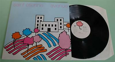 Saint Etienne - Avenue - 1992 UK 4 Track 12""