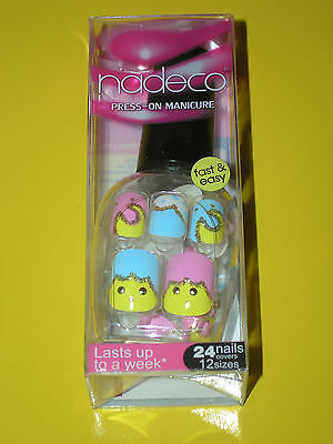 Nadeco Press on Nails Set 2
