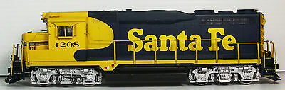 S Scale Brass Greenbrier Models Santa Fe GP-30 Low Hood-Painted/DCC/Sound