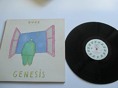 Genesis - Duke (Gatefold Vinyl LP - Atlantic Records 1980) - 12inch - 33RPM