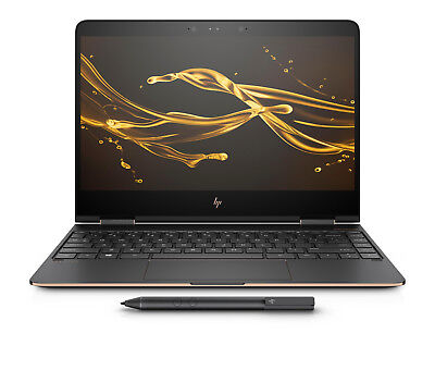 HP Spectre x360 13-ac001na Touchscreen Convertible i5-7200U 256GB SSD 8GB Sealed