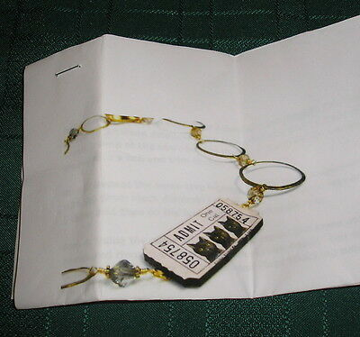 Cat Matinee Necklace Kit