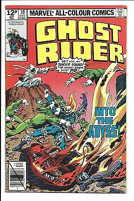 GHOST RIDER (Vol.1) # 39 (DEC 1979), VF