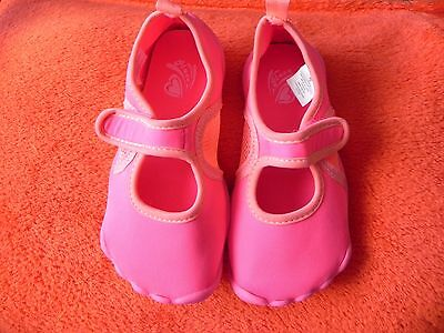 Girl's Color: PInk by Place Pull On Water Shoes SZ 9~