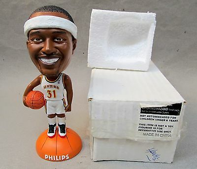 2002 Atlanta Hawks JASON TERRY basketball NBA nodder bobblehead bobber MIB