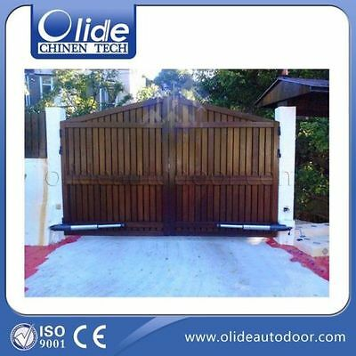 Automatic swing gate opener with extra 4 remotes and 1 access keypad