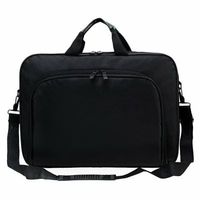 Portable Business Handbag Shoulder Laptop Notebook Bag Case Suitable for 15  GF