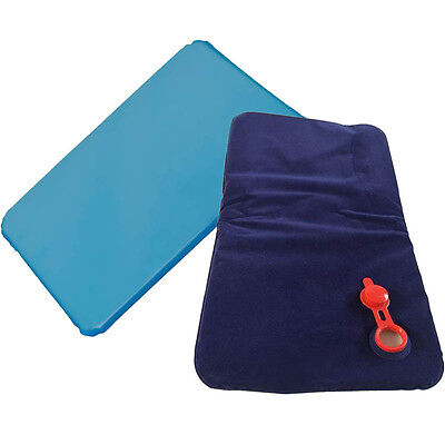 Therapy Insert Sleeping Aid Cold Water Pad Mat Cool Muscle Relief Pillow Summer