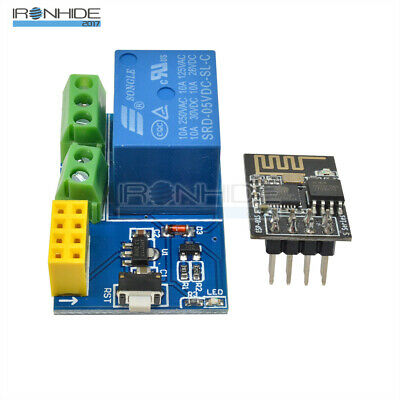 ESP8266 5V Wifi Relay Module TOI APP Controled For Smart Home ESP-01S New