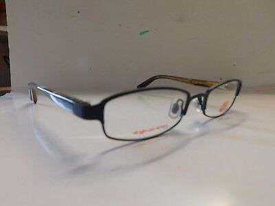 Nike 8005/403 Blue/Brown Designer Glasses Frames Designer Eye Glasses
