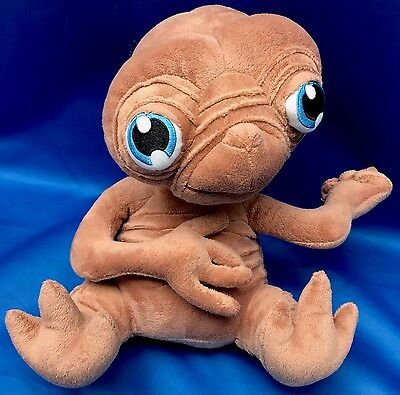 Plush ET The Extra Terrestrial Universal Studios Official Merchandise Cuddly Toy