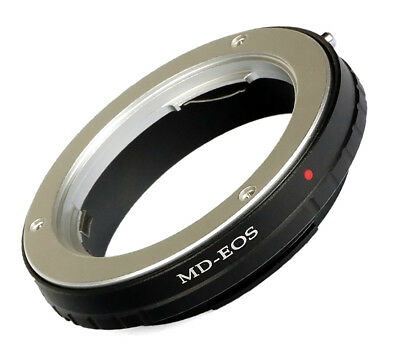 Quality Minolta MD Lens to Canon EOS Mount Adapter (Close-up.Non-infinity type)