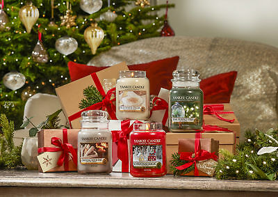 Yankee Candle The Perfect Christmas New Festive Fragrance Collection Gifts