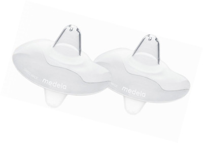 Medela 20mm Contact Nipple Shields with Case (Medium)