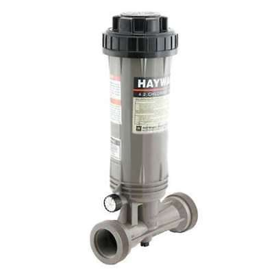 Hayward CL100 Automatic Swimming Pool In-Line Chemical Trichloro Chlorine Feeder