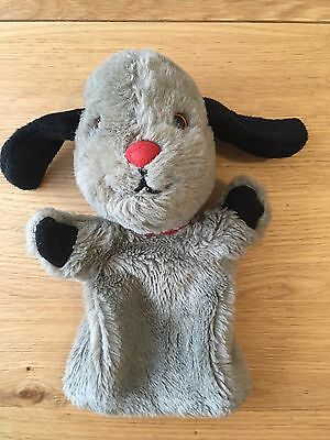 Sweep Hand Puppet With Squeak Vintage