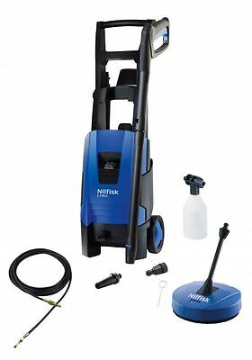 Nilfisk C 130.2-8 PCD Versatile High Pressure Cleaner for Occasional