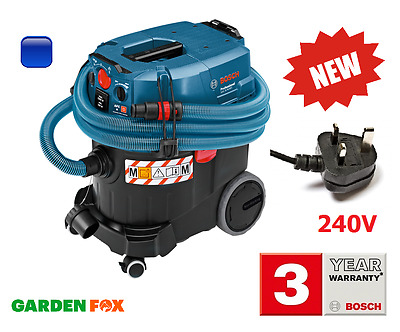new PRO Bosch 240V GAS 35M AFC - DUST EXTRACTOR - 06019C3160 3165140705424