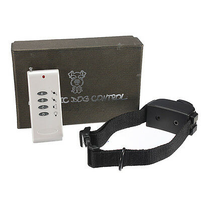 Electronic Trainer-Anti Bark Barking Small Medium Dog Remote Collar