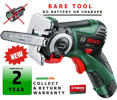 BARE TOOL in CASE - Bosch EasyCUT12. Cordless SAW 06033C9070 3165140830843