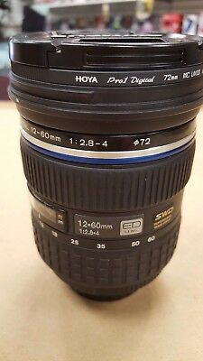 Olympus Zuiko Digital ED 12-60mm f/2.8-4 SWD for Four Thirds NICE!
