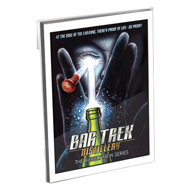 Topps Wacky Packages - 2017 Fall TV Preview Complete Set 7 Sticker Set