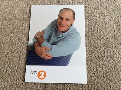 Tim Smith Radio 2 Unsigned Card - Mint Condition