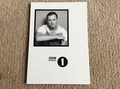 Scott Mills Radio 1 Unsigned Card - Mint Condition