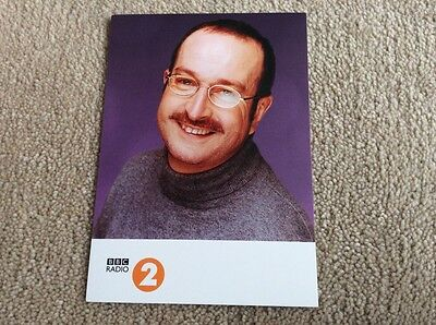 Steve Wright Radio 2 Unsigned Card - Mint Condition
