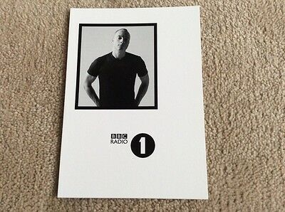 Friction Radio 1 Unsigned Card - Mint Condition