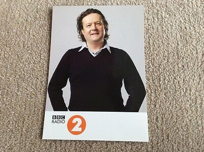 Alex Lester Radio 2 Unsigned Card - Mint Condition