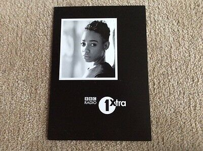 A.dot Radio 1 Xtra Unsigned Card - Mint Condition
