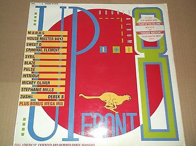 Various – Upfront 8 - Solid State