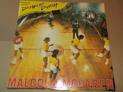Malcolm McLaren ‎– Double Dutch