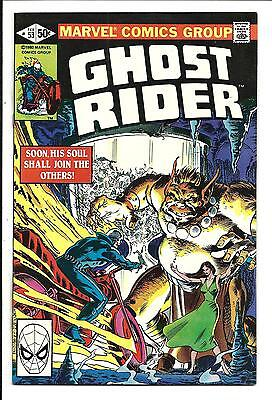 GHOST RIDER (Vol.1) # 53 (FEB 1981), VF