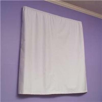 "WCRD-4101-Drapery Liner Total Light Control Blockout Shade (54""W x 60""L)"