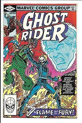 GHOST RIDER (Vol.1) # 72 (SEPT 1982), NM-