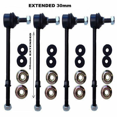 Nissan GQ Patrol Front & Rear Sway Bar Link x4 30mm extended Swaybar Lift